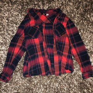 Urban Outfitters Flannel   Size S
